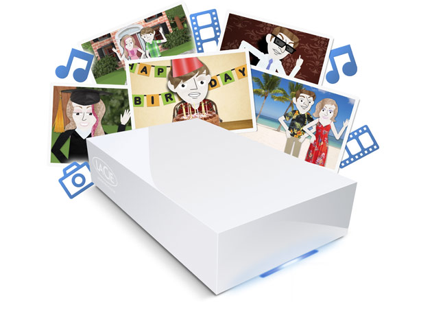 LaCie CloudBox   LaCieStorage com