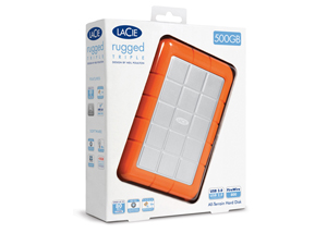 LaCie Rugged Triple USB 3.0 Box Shot